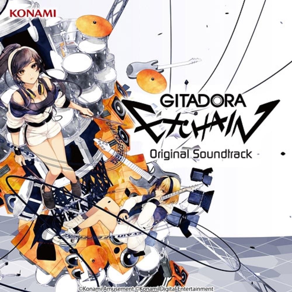 GITADORA EXCHAIN Original Soundtrack [2020.07.15+MP3+RAR]