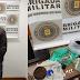 Brigada Militar efetua mais uma prisão por Tráfico de drogas em Santiago
