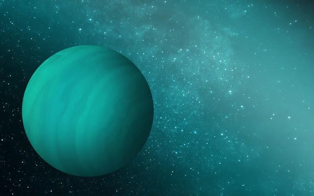 Laptop-Uranus-4k-wallpaper
