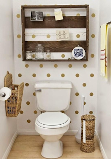 11 LOVELY DIY BATHROOM STORAGE IDEAS