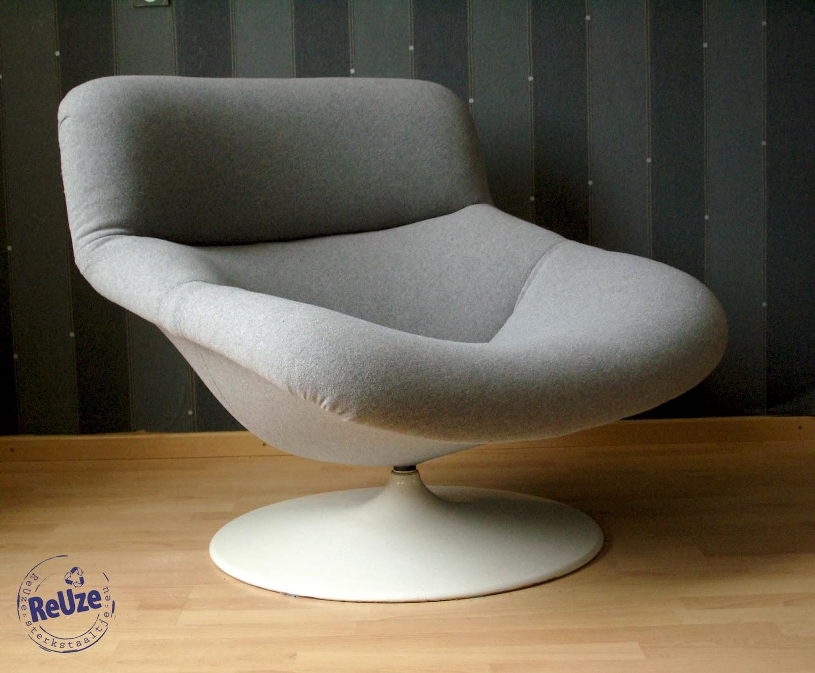 reuze geoffrey d harcourt voor artifort verkocht. Black Bedroom Furniture Sets. Home Design Ideas