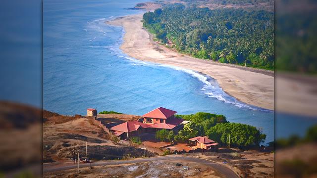 Anjarle Beach - Famous Sea Beach of Maharashtra