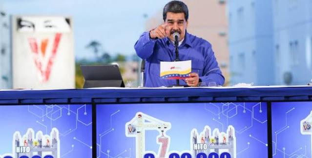 MADURO: NUEVA EXPRESIÓN MONETARIA MEJORARÁ LA RECUPERACIÓN ECONÓMICA