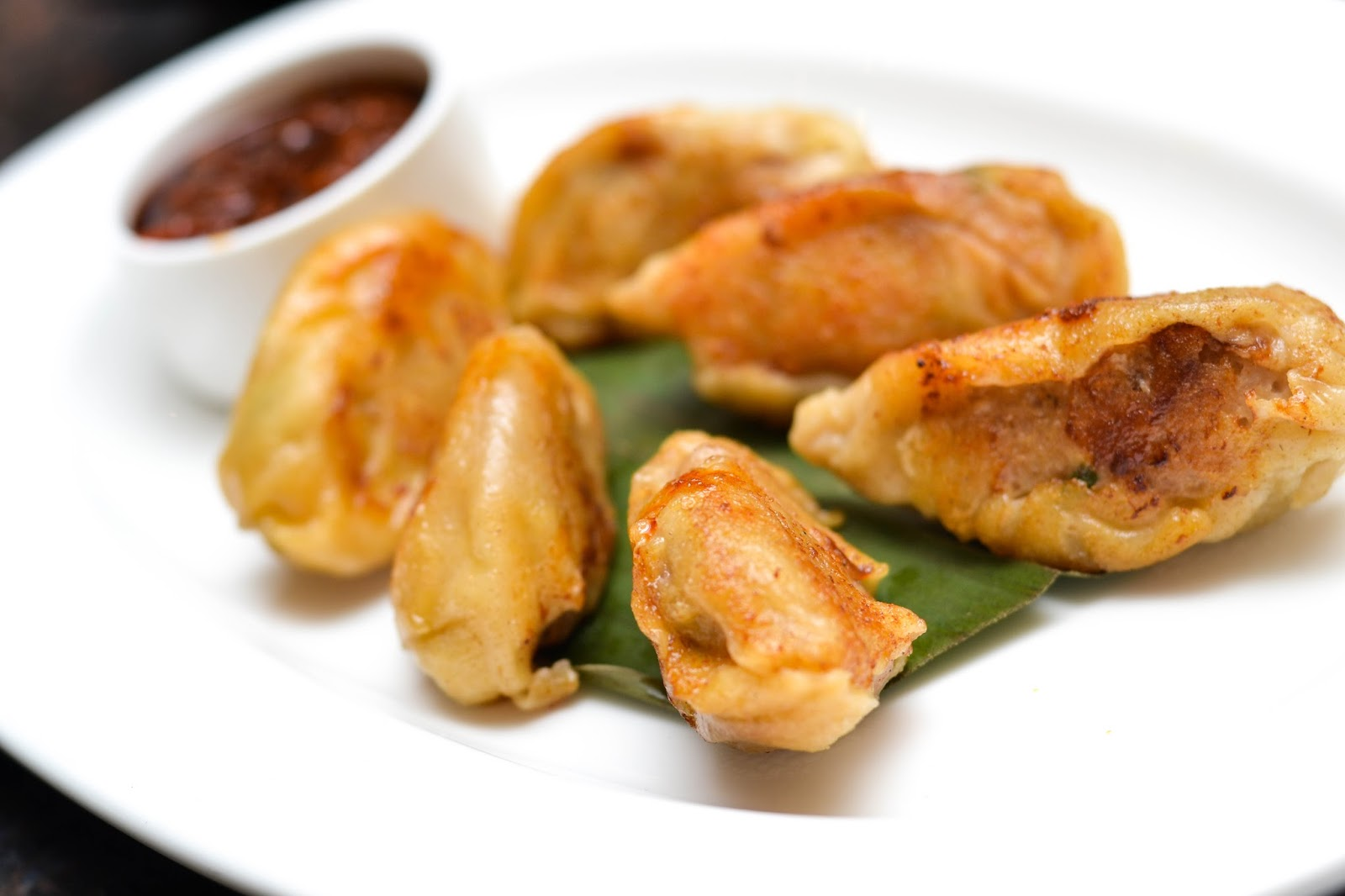 Thai Chicken Dumplings in Lagos