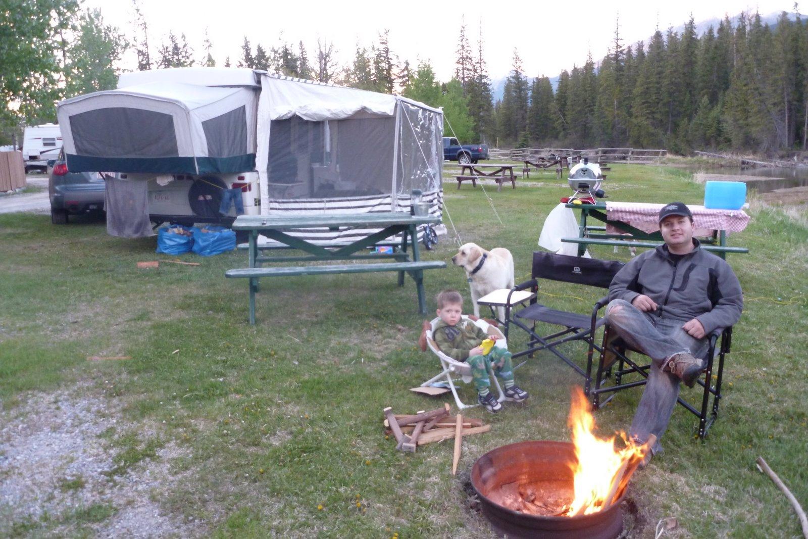 Ruff Ruminations Camping Trip 1