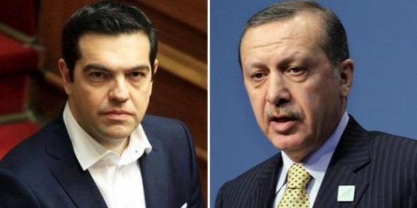 Αυστηρό μήνυμα Τσίπρα σε Ερντογάν! Η αμφισβήτηση της Συνθήκης οδηγεί σε επικίνδυνα μονοπάτια τις ελληνοτουρκικές σχέσεις!
