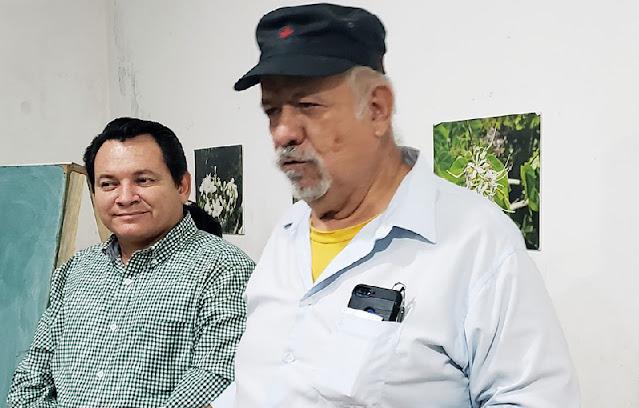 """coordinador del Programa de Microcréditos """"Tandas para el Bienestar"""", Ubaldo Arciniega Jáuregui (Archivo)"""