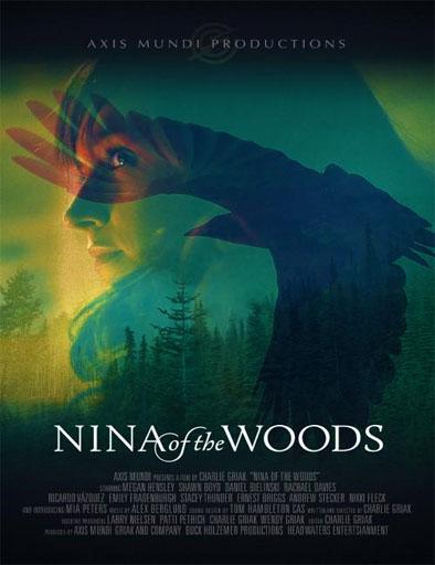 pelicula Nina de los bosques