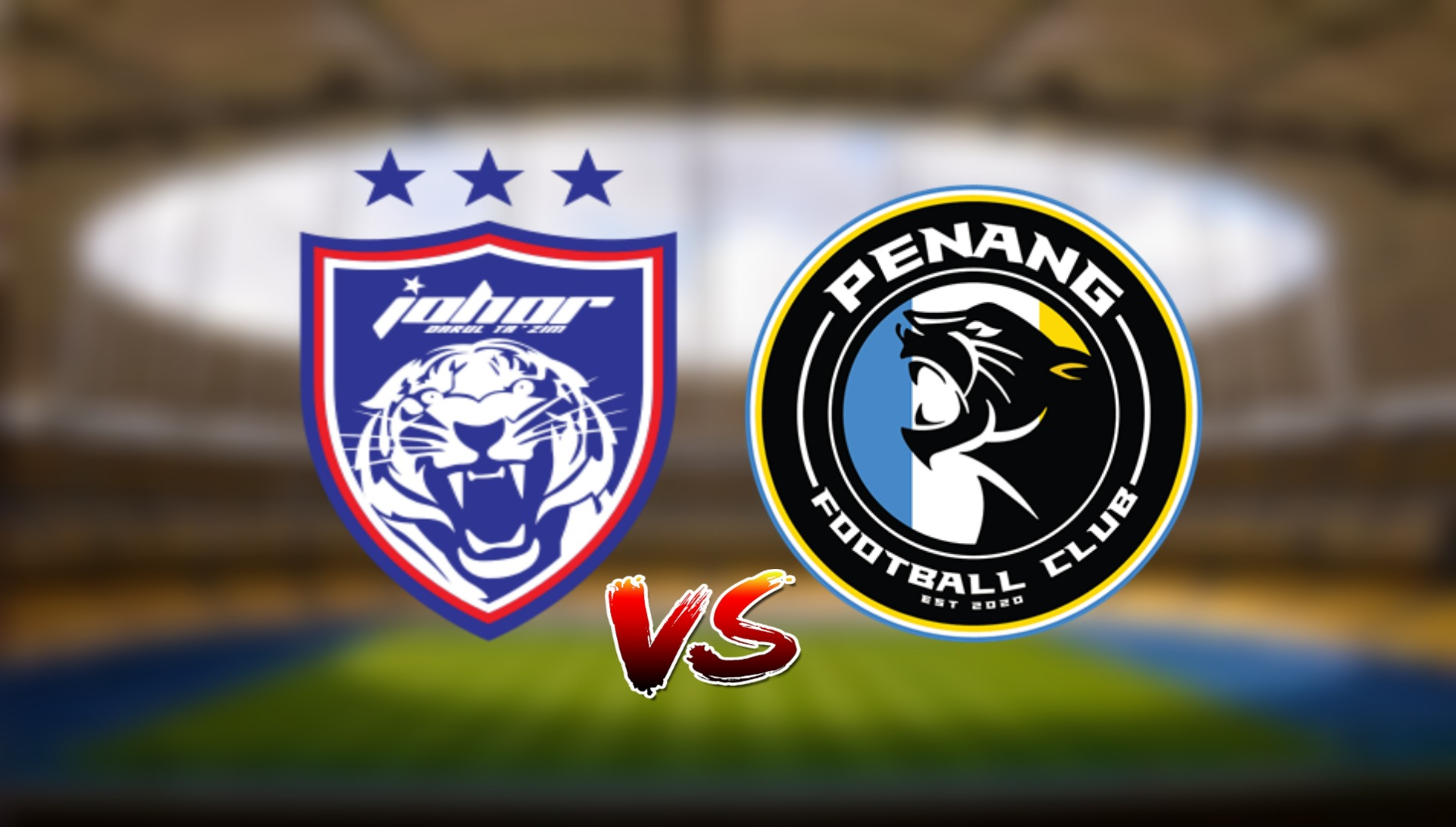 Live Streaming JDT FC vs Penang FC Liga Super 9.3.2021