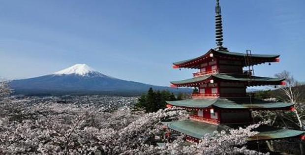 Letak dan Luas Negara Jepang