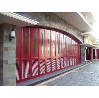 Cara Pemasangan Pintu Lipat Garasi Rumah Minimalis