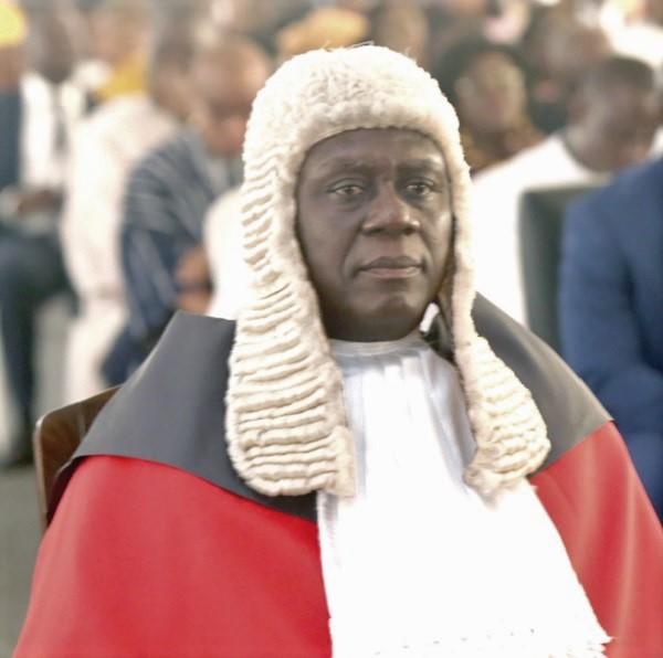 COVID-19: Ghana's Chief Justice Anin Yeboah self isolates