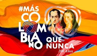 """""""Bogotá en el BICENTENARIO"""""""