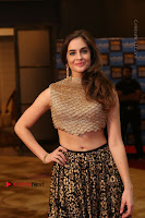 Actress Model Sarah Hopkins Latest Pos in Lehenga Choli at SIIMA Short Film Awards 2017 .COM 0171.JPG