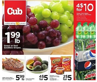 Cub Foods Weekly Ad May 17 - 23, 2018