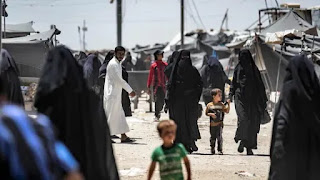 10,000 IS fighters are still in Syria camps run by the Kurdish-led Syrian Democratic Forces