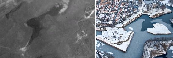 Идентификация крепости на Днепре