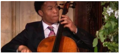Sergio Mims: ClassicFM.com: Cellist Sheku Kanneh-Mason awarded MBE in New Year's Honours
