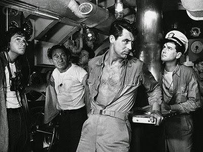 Cary Grant Destination Tokyo 1943 war movie
