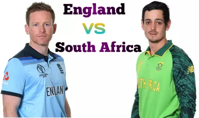 South Africa Vs England - Dream 11 Prediction
