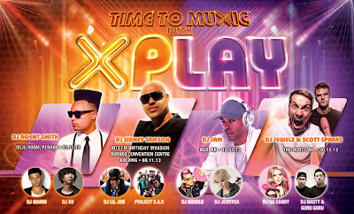 Time To Muxic with Xplay 2013