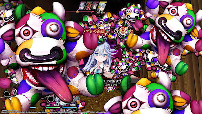 Mary Skelter Finale Game Screenshot 1