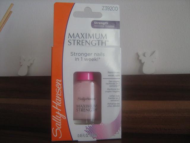 Sally Hansen Odżywka Maximum Strength