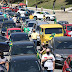 Apoiadores da Lava Jato fazem carretas pelo país