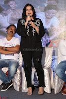 Cute Poja Gandhi in black dress at Dandupalyam 2 Movie press meet  ~  Exclusive 23.JPG