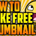 How To Get 1000 Subscribers Using Youtube Thumbnail.