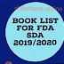 KPSC FDA SDA Exams Books List