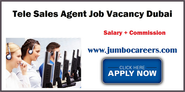 Tele Sales Agent Job