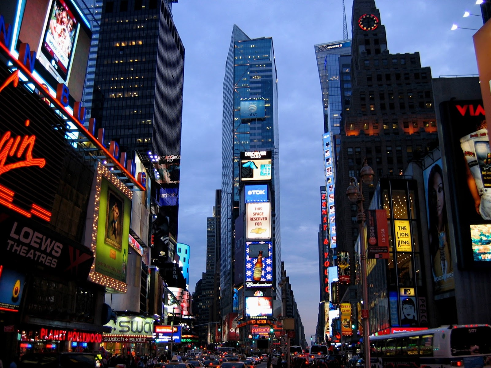 World Beautifull Places: Times Square New York Beautifull ...