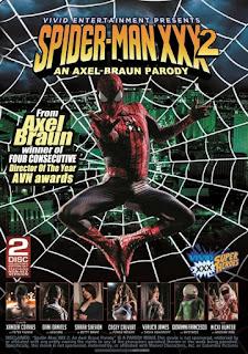 Spider Man XXX 02 A Parody by Axel Braun (2014)