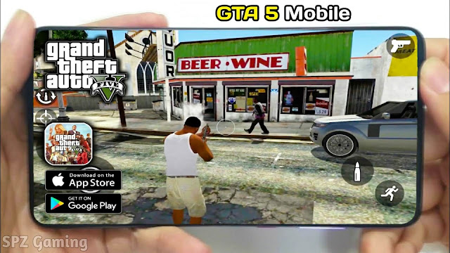 How To Download GTA 5 Mobile 100% Working Download for Android & iOS - GTA V Apk+Data 2021