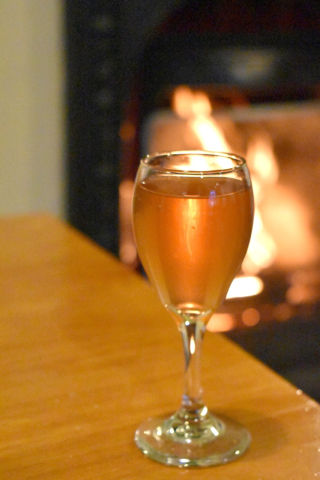 Christmas at Cragside - Punch by the Fire