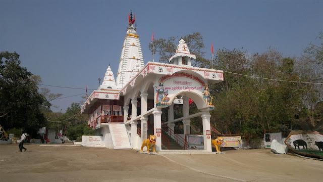 chandi mata temple (chhattisghar)