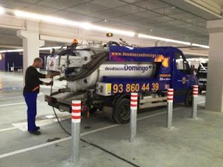 Empresa de desatascos - Camión cuba - Cornellá de Llobregat