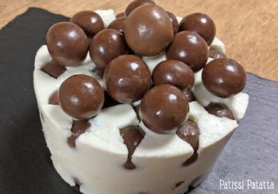 billes chocolat, cheesecake, tutoriel vidéo, patissi-patatta