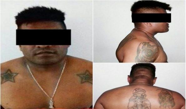 Detienen al homicida de Erick Bolio