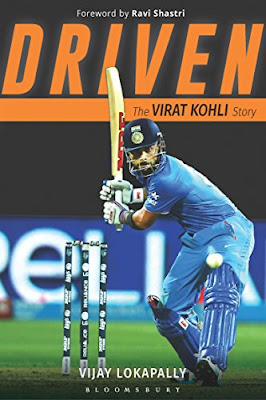 Download Free Driven: The Virat Kohli Story by Vijay Lokapally Book PDF