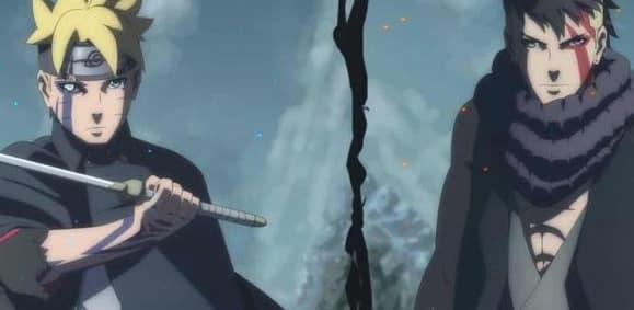 Who is stronger between Boruto and Kawaki?