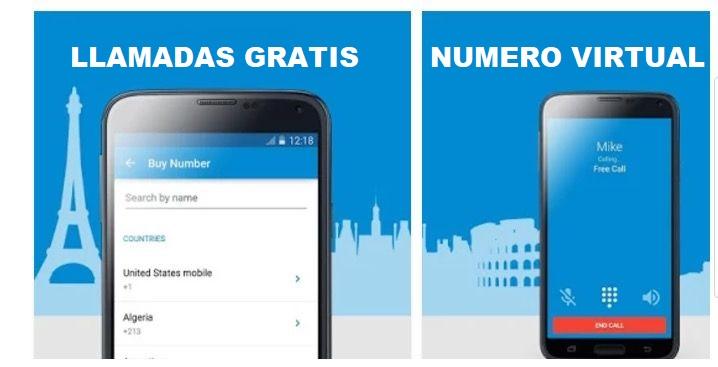 Numero virtual para recibir sms