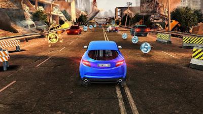 Road Racing Highway Car Chase Game Screenshot 3