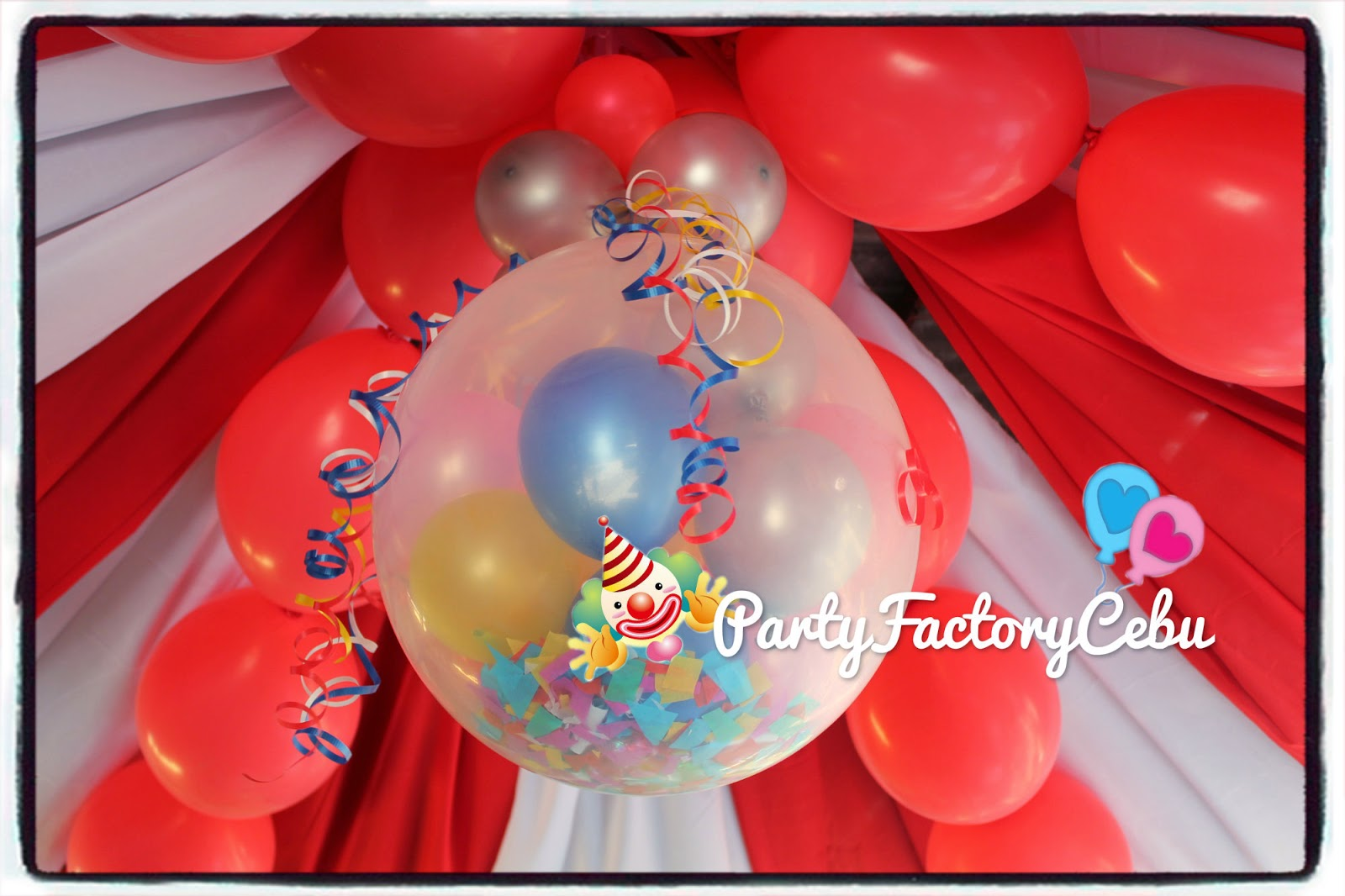 Welcome To Partyfactory Cebu Syc Kelvin S 2nd Birthday Bash