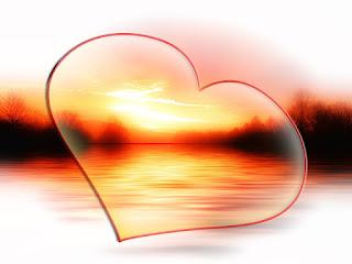 vibrația iubirii