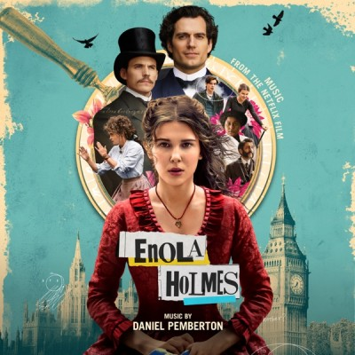 Enola Holmes (Music from the Netflix Film) (2020) - Album Download, Itunes Cover, Official Cover, Album CD Cover Art, Tracklist, 320KBPS, Zip album
