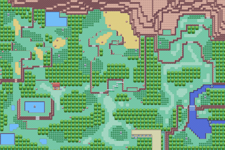 Safari Zone Hoenn