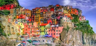 Ciquere Terre  Italia