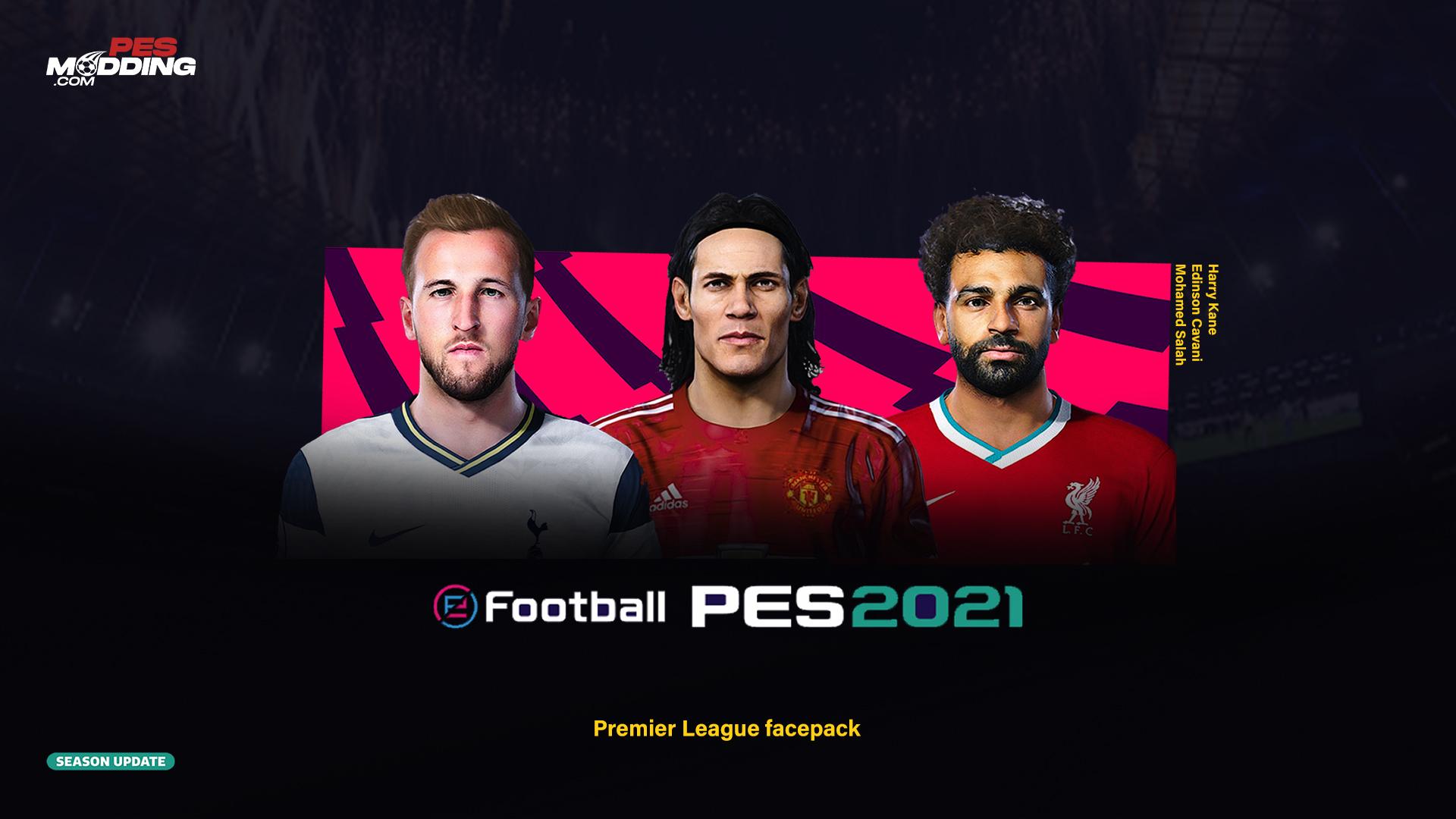 PES 2021 Mini Premier League Facepack